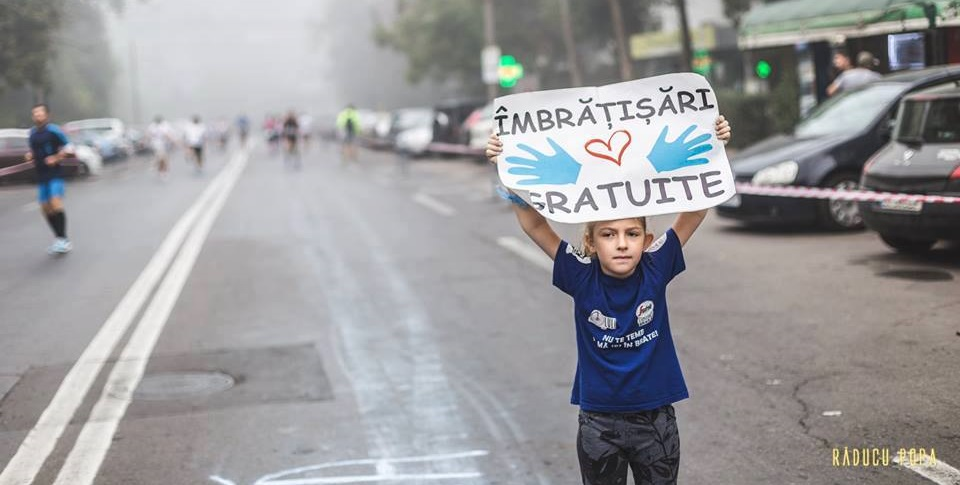 Semimaraton pentru autism Galați